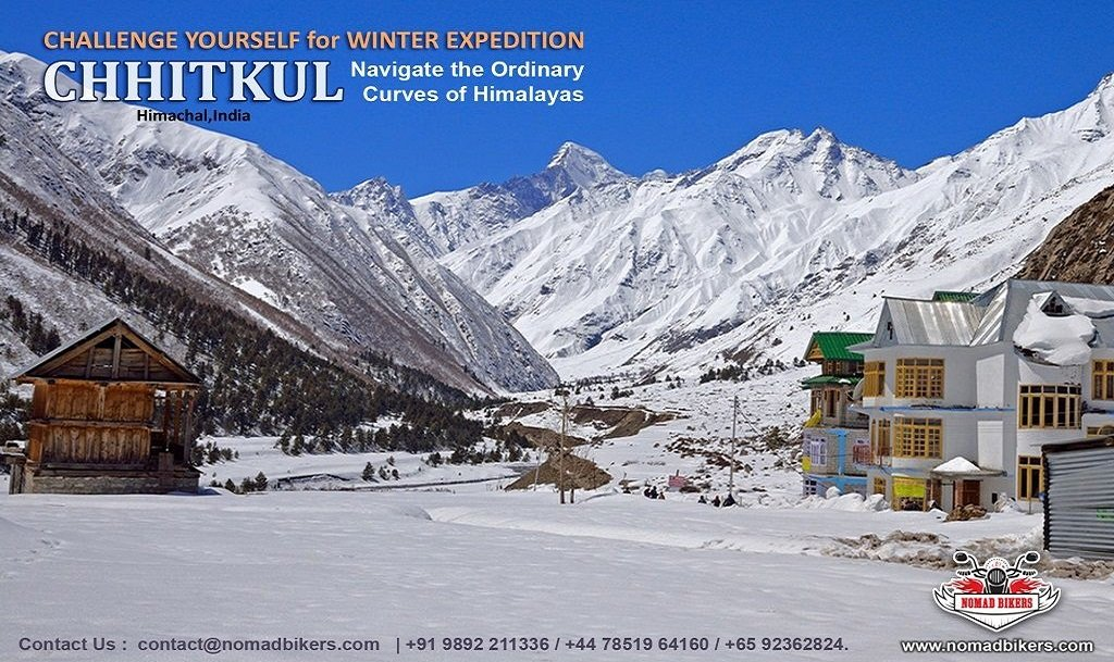 chhitkul winter trip